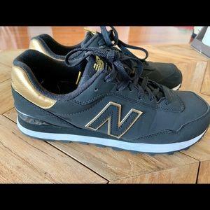 New Balance 515 black/gold 9.5